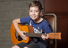 Guitar Classes for Kids