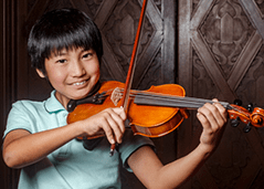 Violin Teachers for Kids