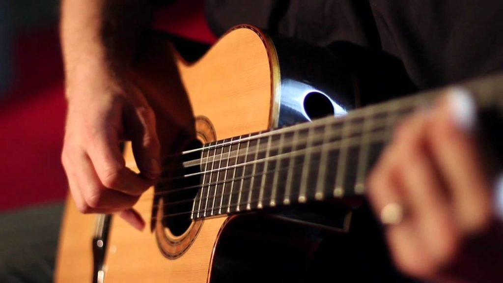 Classical Guitar Lessons Los Angeles